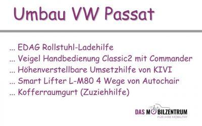 Umbau VW Passat